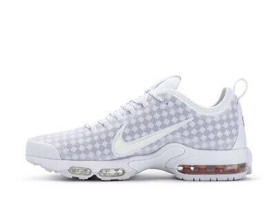 Nike Air Max Plus Ultra TN Mercurial White Metallic Uk Sz 9.5...