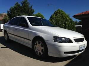 96,789 kms 2004 Ford Falcon XT BA 6 Cylinder, 4.0 Litre, Auto Banks Tuggeranong Preview