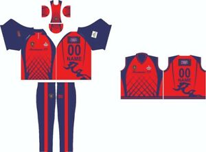 Custom cricket uniform - Balance cricket atore