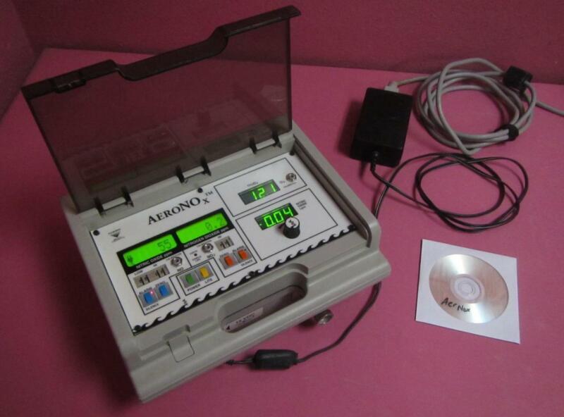 Pulmonox 731-9148 AeroNOx Portable Nitric Oxide Titration, Monitoring System