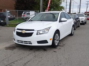 2014 Chevrolet Cruze 1LT.Off Lease.One Owner.Carproof Clean.