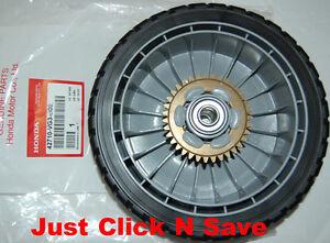 42710 vg3 b00 genuine honda harmony lawn mower rear drive wheel assembly new ebay
