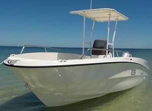 Demo model as NEW Karnic 5.5m centre console boat Malaga Swan Area Preview