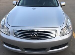2007 G35X Infiniti Fully Loded (Brand New Condition)