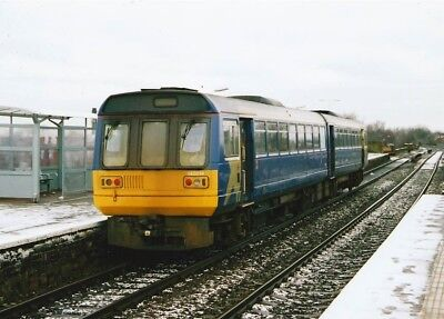 142014 Northern Rail 6x4 Quality British Rail Photo