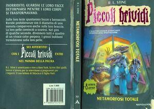 Piccoli-Brividi-50-R-L-Stine-034-METAMORFOSI-TOTALE-034-Mondadori