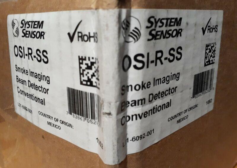 System Sensor OSI-R-SS Smoke Imaging Beam Detector Conventional