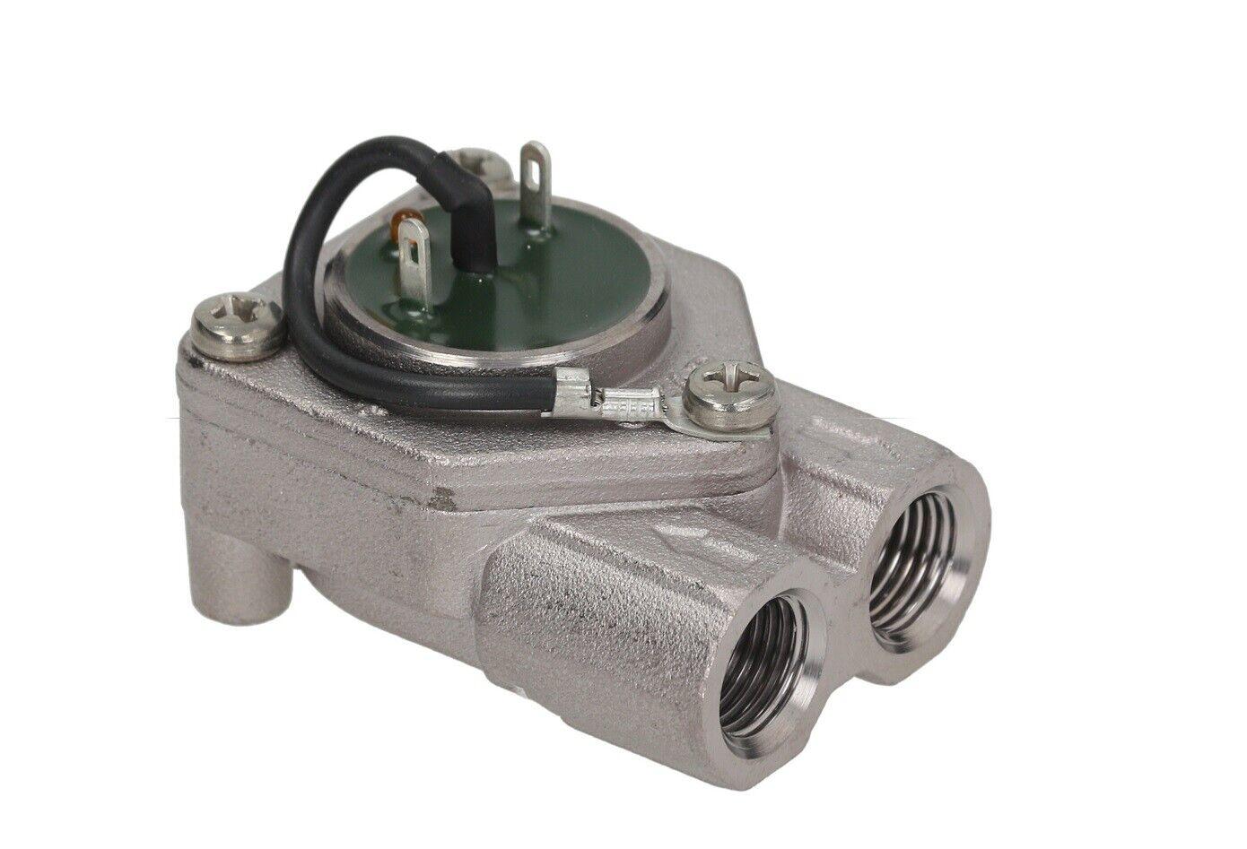 "Gicar Rancilio, Marzocco Flowmeter 1/4""for Espresso Machines"