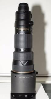 Nikon AF-S 200-400mm F4G VR II IF-ED Lens