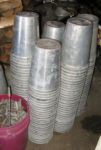 MAPLE SYRUP BUCKETS AND SPILES/SPOUTS