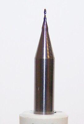 0.38mm .0150 Micro Carbide 2 Flute Endmills