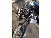 125cc road legal motorbike like dt yz cr rs ktm Kx dr tzr rm etc