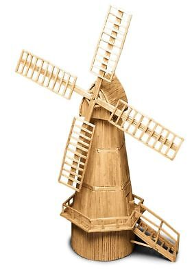 Match Craft Dutch Windmill Matchstick Kit includes Safety Cutter - Holland Icon