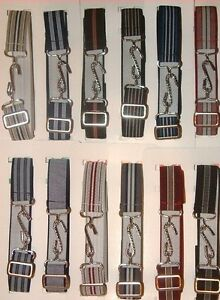 ADULT-MENS-SNAKE-BELT-BELTS-TRADITIONAL-STRIPES-24-49