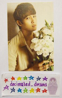 CNBLUE Jonghyun Present Japan Best Album Official Photocard
