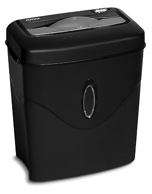 AU1050XE Aurora 10 Sheet Cross cut Paper / Credit Card Shredder