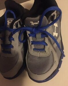 Kids Under Armour Sneakers Size 12