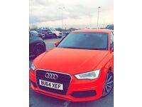 Audi A3 cat c urgent sale