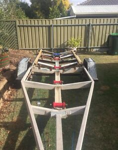 Boat trailer Greenwith Tea Tree Gully Area Preview