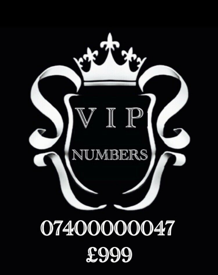 Epic Vip Gold Mobile Telephone Number 07400000047 | in Wembley, London |  Gumtree