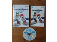 Mario Kart Wii Game - In perfect condition