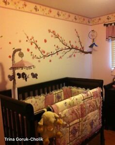 Crib and Baby Furniture.