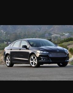 LOAN TAKEOVER 2014 FORD FUSION SE