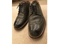 green brogues size 8 (jones bookmakers) used