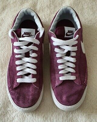 Nike Blazer (Purple/White) (UK 8)