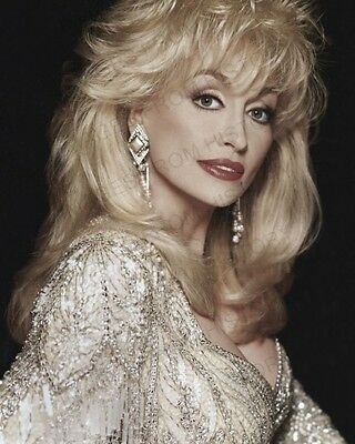 8x10 Print Dolly Parton Beautiful Portrait 1990's #DP1