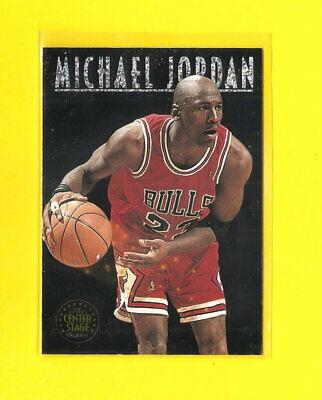 1993 SKYBOX CS1  MICHAEL JORDAN CENTER STAGE  MINT  CHICAGO BULLS
