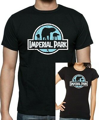 Mens and Womens STAR WARS IMPERIAL PARK T-shirt - Star Wars Womens T Shirts