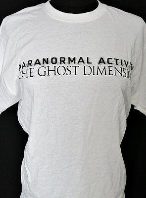 Paranormal Activity Shirt: M - Promo, Horror, Scary, Ghost, Creepy, Halloween (Paranormal Activity Halloween)