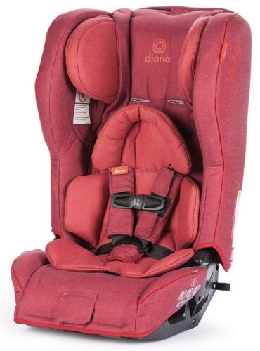 Diono Rainier 2 AXT Convertible Child Safety Car Seat + Booster Red NEW