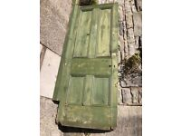 Solid Wooden Garden Gate/Door