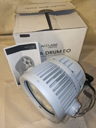 Dyna Drum EO High Out Put LED floodlight / Spotlight Onboard Aria Wireless DMX
