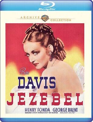 Jezebel (1938) Bette Davis, Henry Fonda, George Brent | New | Sealed | Blu-ray