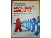 Management Consulting Delivering an Effective Project