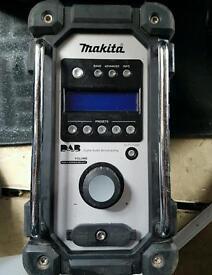 Makita DAB radio body only great