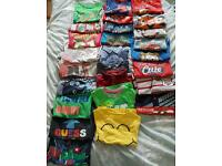 18-24 mths large baby boy bundle (120 items)