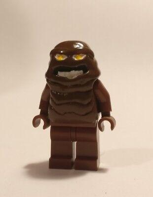 LEGO BATMAN CLAYFACE CUSTOM HEAD SUPERHERO