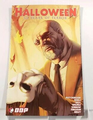 HALLOWEEN 30 YEARS of Terror Comic Cover A DDP 2008 Mike Myers - Halloween 30 Years Of Terror Comic Book