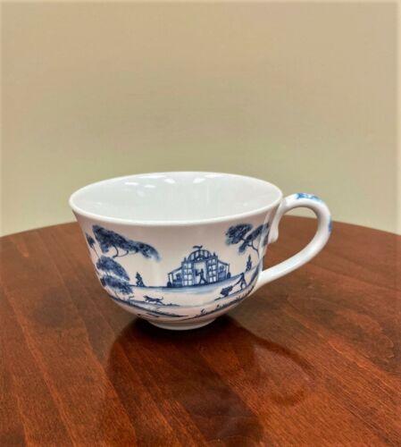 Juliska Country Estate Delft Blue Tea/Coffee Cup - Garden Follies
