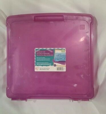 - Iris Portable Project Case for 14 5/16 x 14 1/8 x 3 1/8