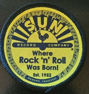 SUN-RECORDS-Patch-parche-rock-n-roll-elvis-presley-johnny-cash-tennesse