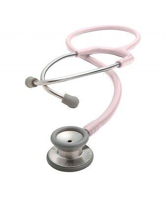 Adscope 604p Stainless Steel Pediatric Stethoscope Pink 1 Ea