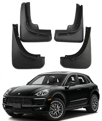Genuine OE Set Splash Guards Mud Guards Mud Flaps FOR 2014-2018 Porsche Macan