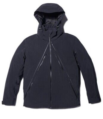 AZTECH MOUNTAIN TRIANGLE BLACK JACKET SIZE S NWT $1300