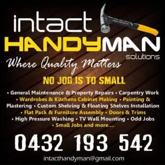 Intact Handyman Solutions