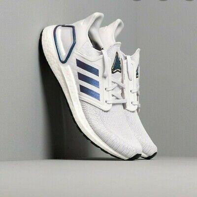 Adidas Ultraboost 20 Light Grey - UK size 7 Ladies